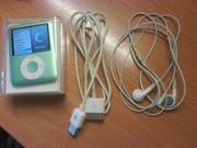 Продам фирменный Apple iPod nano 3th generation 8GB.